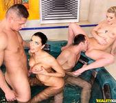 Kira Queen, Jemma Valentine - Doing Work - Euro Sex Parties 9