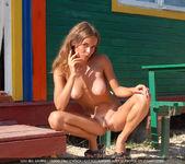 En el porche - Franchesca 12