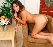 Sophia Leone - getting nasty in the living room 18