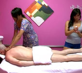 Mia Li, Angelina Chung - Hard At Work - Happy Tugs 3