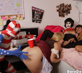 Selma Sins - Costume Party - Dare Dorm 4