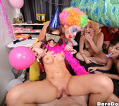 Gia Paige - Bday Party - Dare Dorm 12