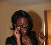 Tiffany - Studious Bootious - Black GFs 4
