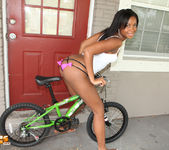 Gabrielle - Biking Booty - Black GFs 3