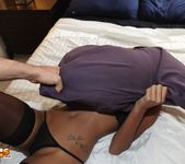 Staci - Ready To Ride - Black GFs 5