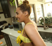 Honey Lou - Kitchen Cutie - Black GFs 5