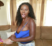 Jamaica - Thick In The Thighs - Black GFs 7