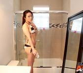 Amber Q - Bikini Selfie - Crazy Asian GFs 9