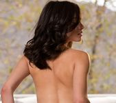 Emily Grey Lifts Up Her Dress 16