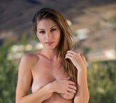 Amber Sym Gets Naked In A Beautiful Place 6