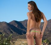 Amber Sym Gets Naked In A Beautiful Place 11