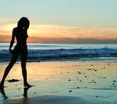 Ann Marie Visits Her Favorite Beach 17