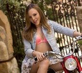 Aubrey Star Takes A Wild Ride 7