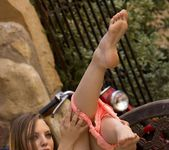 Aubrey Star Takes A Wild Ride 16