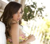 Riley Reid Removes Her Pink Panties 9