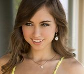 Riley Reid Removes Her Pink Panties 14