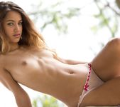 Uma Jolie Shows Off Her Small Body 13