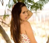 Jenna Sativa Finds Herself Alone Beneath A Tree 2