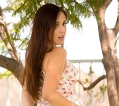 Jenna Sativa Finds Herself Alone Beneath A Tree 7