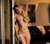 Natalia Starr Undresses On The Couch 8