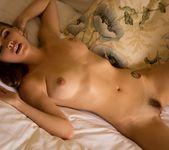 Skye West Gets Comfortable In Her Bed 14