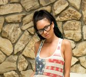Raven Bay Is An All-American Hottie 3