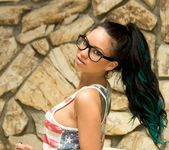 Raven Bay Is An All-American Hottie 5