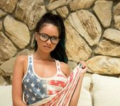 Raven Bay Is An All-American Hottie 6