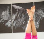 Vanessa Veracruz, Mia Malkova - Yoga Class 22