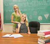 Lola Hunter, Charlotte Stokely - Teacher Vs Student: Part 2 6