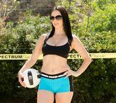 Jelena Jensen, Siri - Volleyball Mishap 23