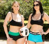 Jelena Jensen, Siri - Volleyball Mishap 28