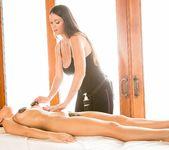 Alison Tyler, Sara Luvv - Masseuse In Training 4