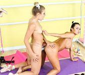 Chastity Lynn, Franceska Jaimes - Strap On Anal Lesbians 14