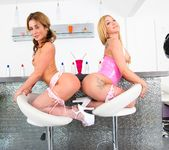 Amy Brooke, Sheena Shaw - Cream Dreams #02 9