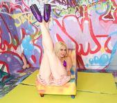 Amber Rayne, Roxy Raye, Holly Hanna - Anal Acrobats #09 6