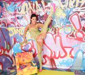 Amber Rayne, Roxy Raye, Holly Hanna - Anal Acrobats #09 9