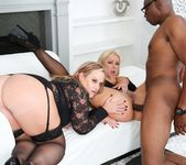 Dee Siren, Naughty Alysha, Sean Michaels - Anal Buffet #11 11