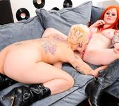 Jessie Lee, Misti Dawn - Punk Rock Makeover! 15
