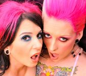 Joanna Angel, Jessie Lee - Joanna Angel & Jessie Lee POV 12