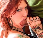 Tallulah, Steve Holmes - Spunk On My Tattoo 5