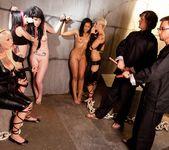 Skin Diamond, Kelly Chaos - Slave Den Orgy 2