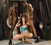 Dana DeArmond, Jon Jon - Playing Music With Pussy Lips 2