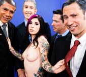 Joanna Angel, Guy DiSilva - Undecided Voter 2