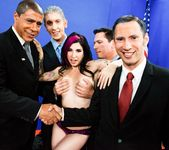 Joanna Angel, Guy DiSilva - Undecided Voter 3