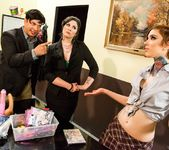 Andy San Dimas, Mabel - Confiscated Dildos! 2