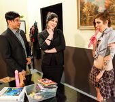 Andy San Dimas, Mabel - Confiscated Dildos! 3