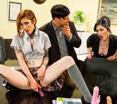 Andy San Dimas, Mabel - Confiscated Dildos! 4
