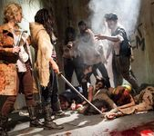 Skin Diamond, Kleio Valentien - I Hate Zombie Dick! 2