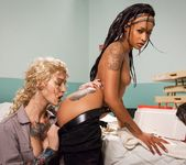 Skin Diamond, Kleio Valentien - I Hate Zombie Dick! 7